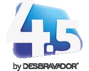 Logo Desbravdor 45