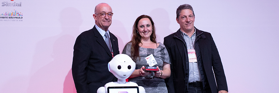DHT Hospitality Systems is awarded the Best Software for Hotel Management for the 4th time!